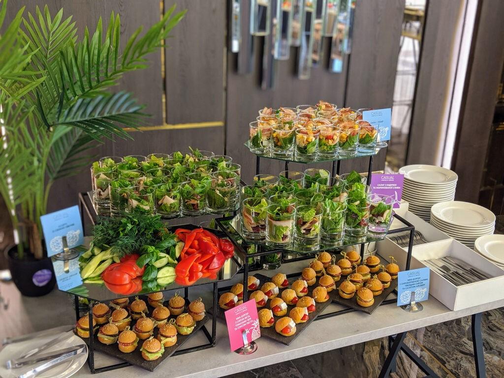 Figaro-Catering Expo – НАДІЙНИЙ партнер з організації харчування на виставкових та ділових подіях